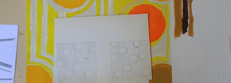 Cirkels en verticalen (3)