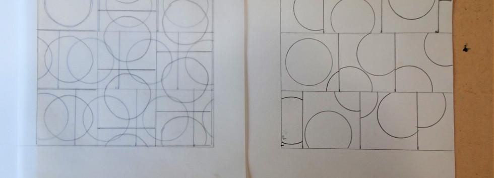 Cirkels en verticalen (5)
