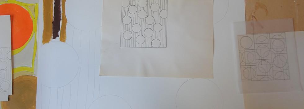 Cirkels en verticalen (4)