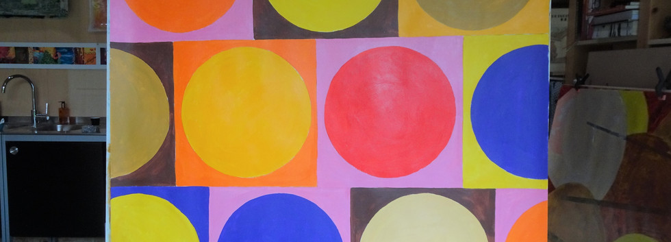 Cirkels en verticalen (7)