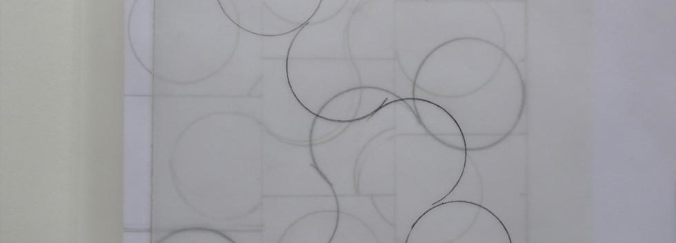 Cirkels en verticalen (6)