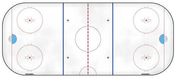 1997 NHL Ice Rink