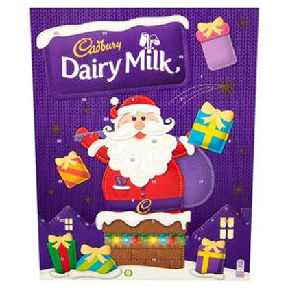 Cadbury Dairy Milk Chocolate Advent Calendar 90g