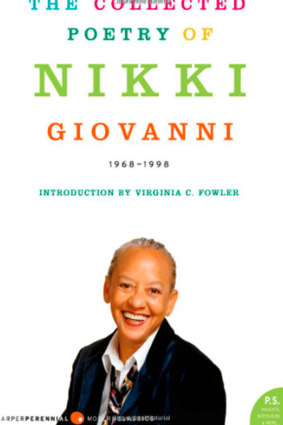 The Collected Poetry of Nikki Giovanni: 1968-1998 - Paperback