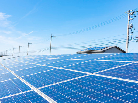 離網安居(Off-grid living) ,自主電力新風潮