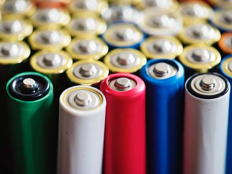 當電池用量高於回收時,環保成了黃粱一夢!