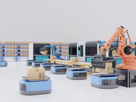 中小型儲能實用方案—AGV啟動多元產業智慧轉型