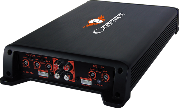 Q Series 500W Monoblock/D Amplifiers