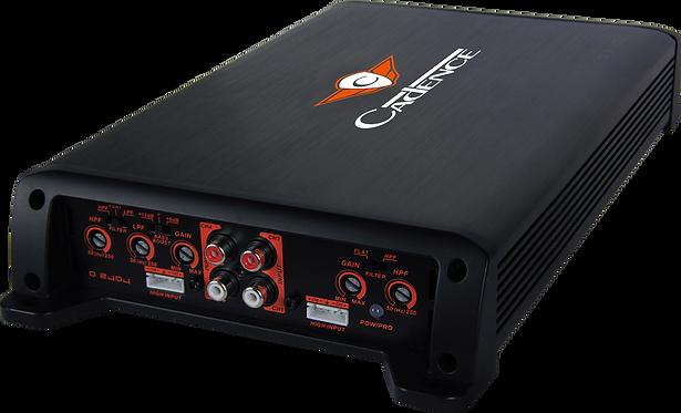 Q Series 800W Class AB Full Range Amplifier