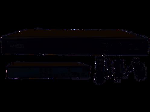 1TB 4-Channel OEM CCTV HDTVI/HDCVI/AHD/CVBS input 3MP Recording DVR