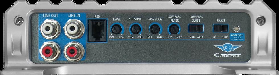 SEAQUA Series  1200W Amplifier
