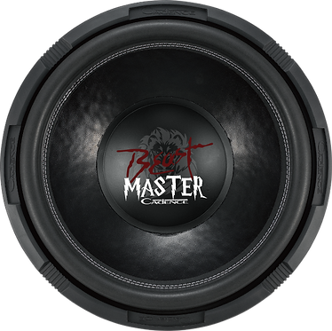 BEAST MASTER Series 15″ Car Subwoofers-2 OHM DVC