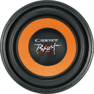 BEAST Series 10″ Subwoofers-4 OHM