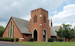 St. John's UMC in Staunton, VA