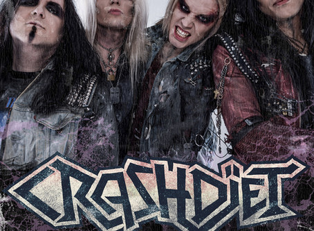 CRASHDIET REGRESA A ARGENTINA