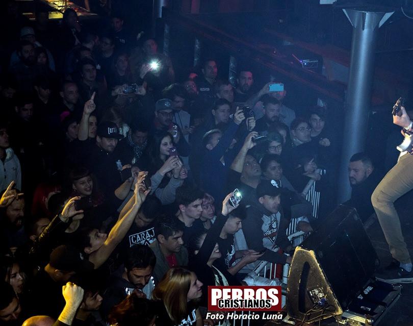 CARAJO en Enigma Club, Quilmes