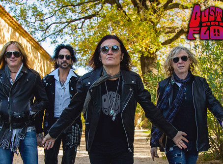 "THE DEAD DAISIES SE PONEN EN MARCHA Y LANZAN ""BUSTLE AND FLOW"""