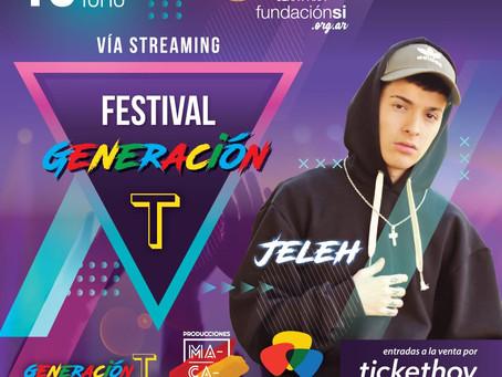 """JELEH presenta """"Me Prefiere"""" y confirma su participación en el festival GENERACIÓN T"""