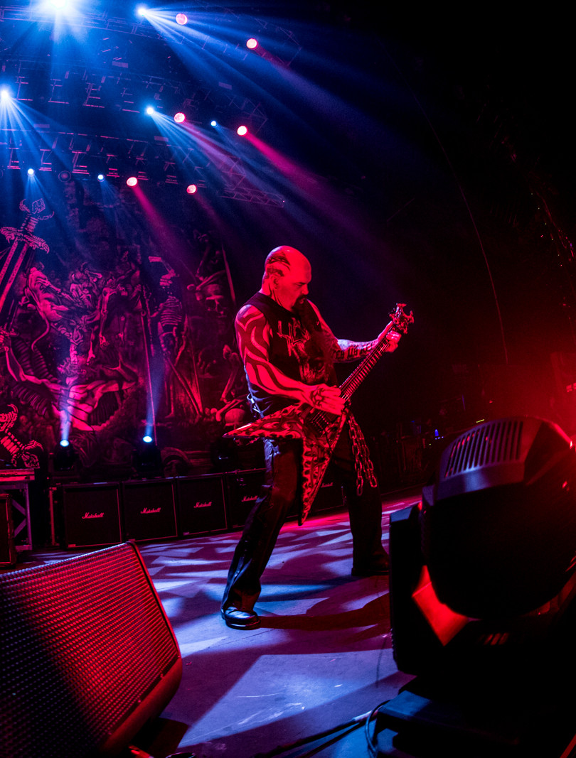 SLAYER Luna Park 2019