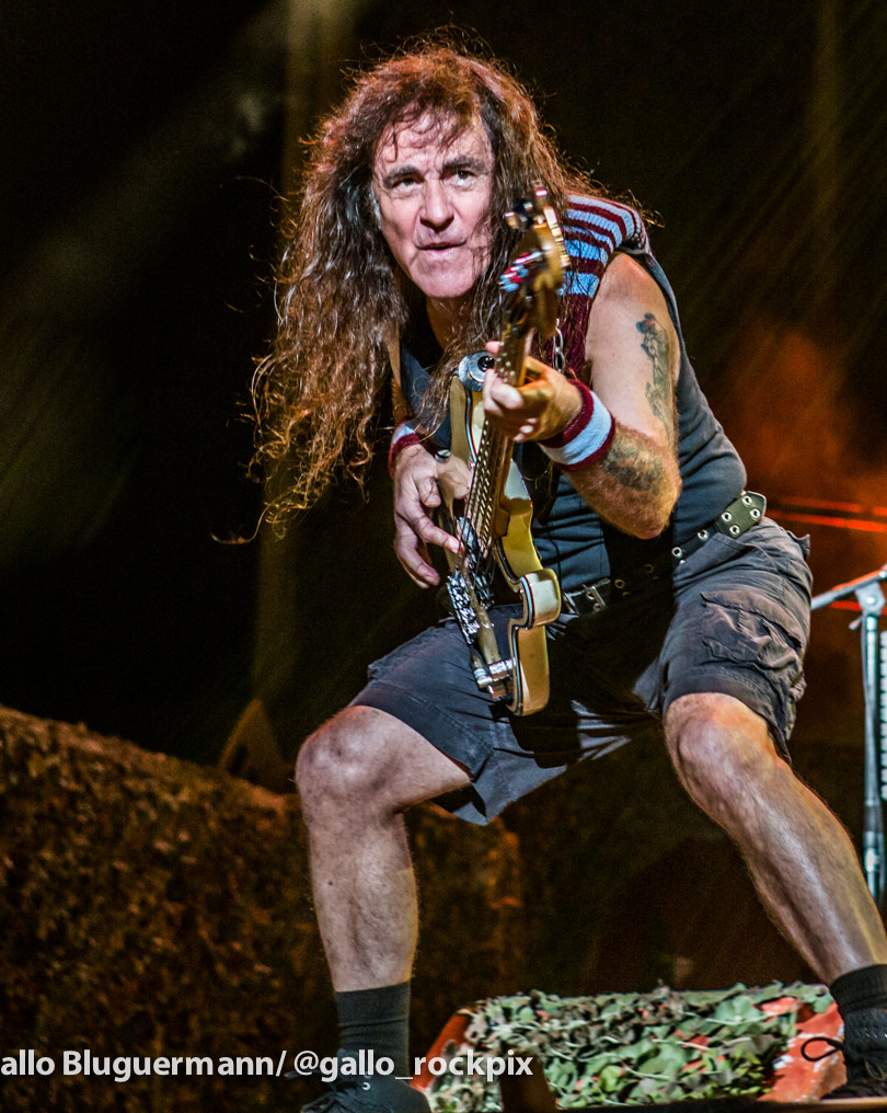 IRON MAIDEN - Velez 2019