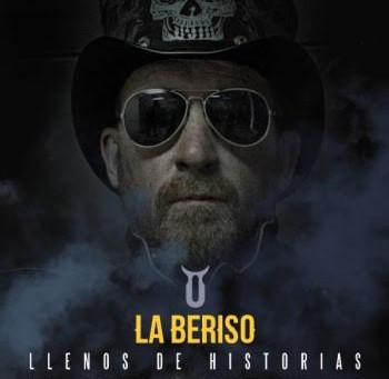 LA BERISO, NOMINADO A LOS PREMIOS GARDEL 2020,ANUNCIA EL ESTRENO DE SU DOCUMENTAL