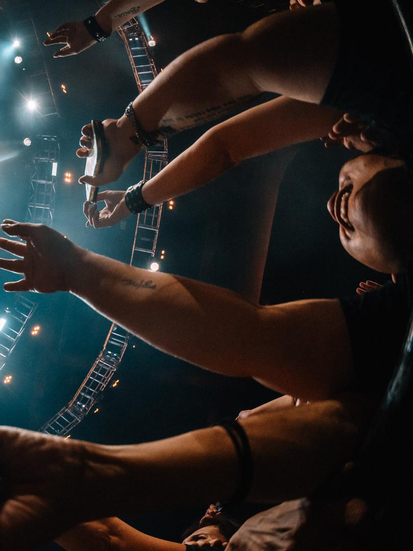 RATA BLANCA - Luna Park 2019