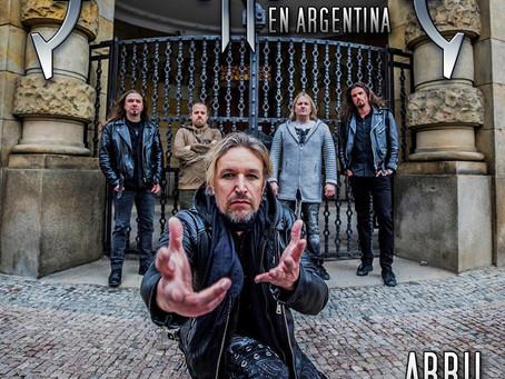 SONATA ARCTICA ANUNCIA FECHA EN ARGENTINA