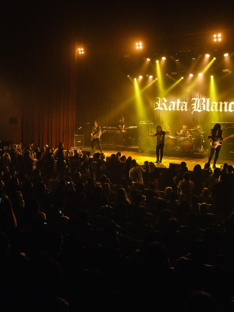 RATA BLANCA Auditorio Belgrano 2019