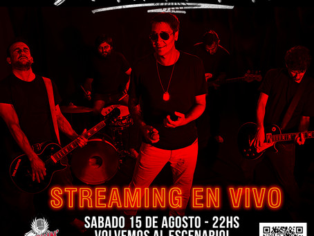 Divina Argentina: primer show por streaming desde Rockin Music Bar!