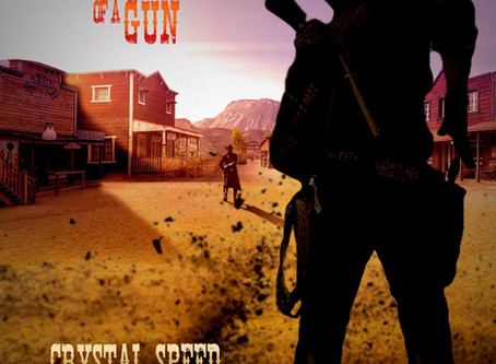 Crystal Speed presenta el cover de Barrel of a Gun