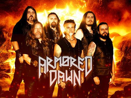 """ARMORED DAWN PRESENTA """"Viking Zombie"""", SU NUEVO Y ELOGIADO ÁLBUM"""