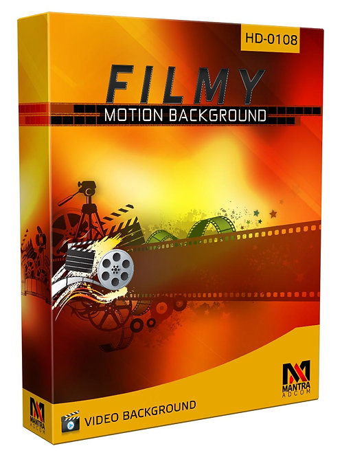 Film & Video Theme | Multi Used Background