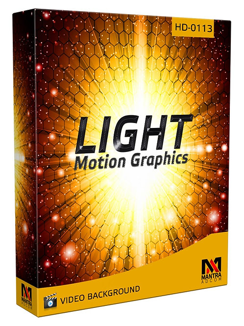 Light  Motion Graphics | Video Background