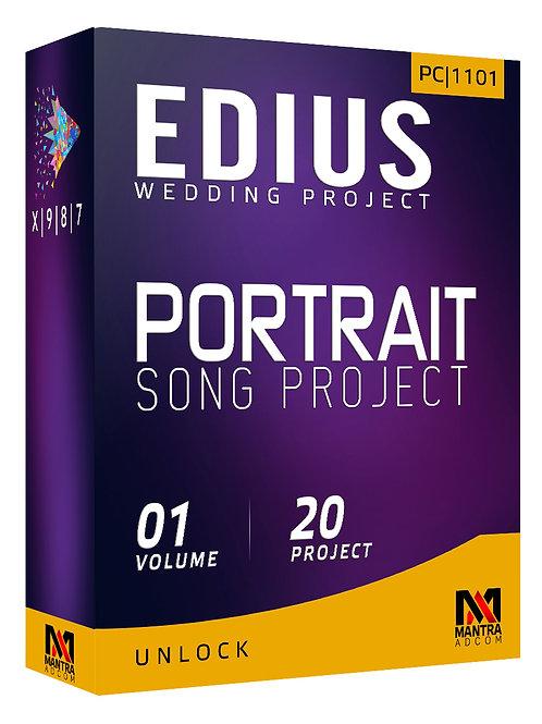Wedding Song Project   Edius X, 9, 8, 7