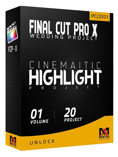 Cinematic Highlight Project   Final Cut Pro X - Vol 01