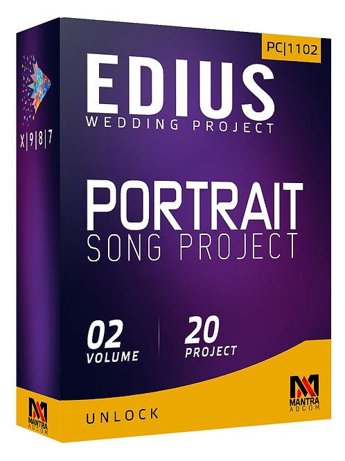 Wedding Song Project | Edius X, 9, 8, 7