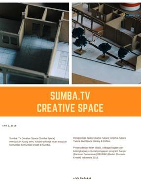 AJ - Sumba.TV Creativer Space