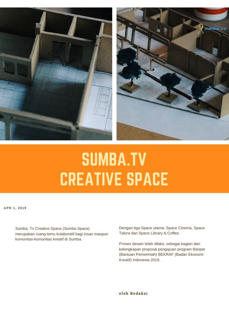 AJ - Sumba.TV Creativer Space