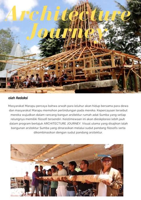 Architecture Journey