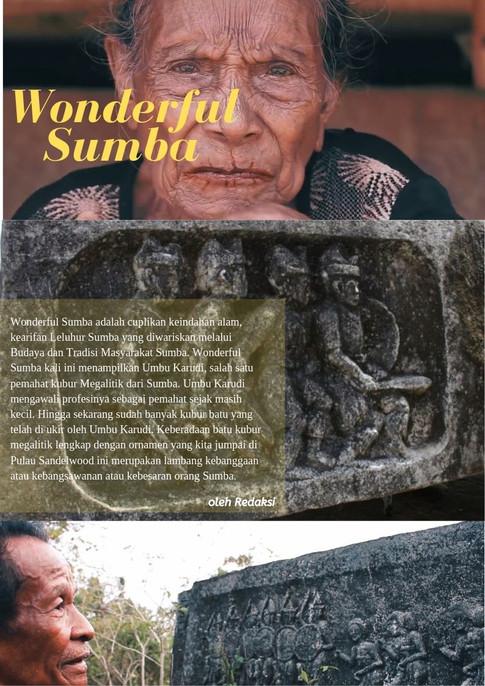 Wonderful Sumba