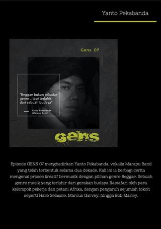 GENS #7
