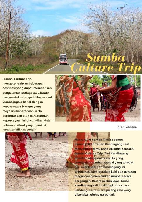 Sumba Culture Trip