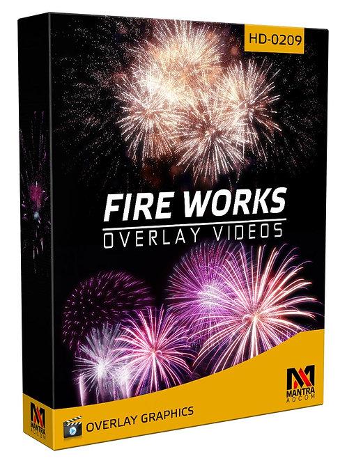 Fireworks    Overlays Video FX