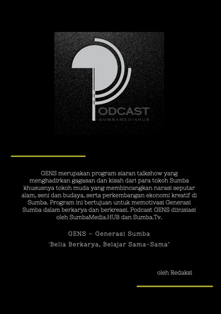 "Podcasts ""Suara Sabana"""