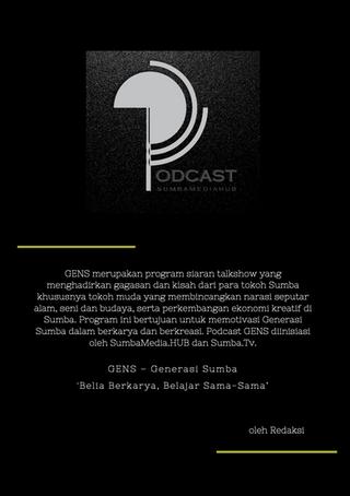 """Podcasts """"Suara Sabana"""""""