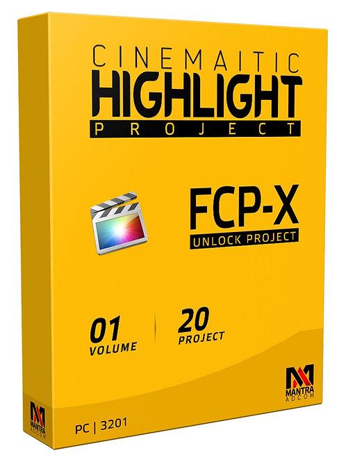 Cinematic Highlight Project | Final Cut Pro X - Vol 01