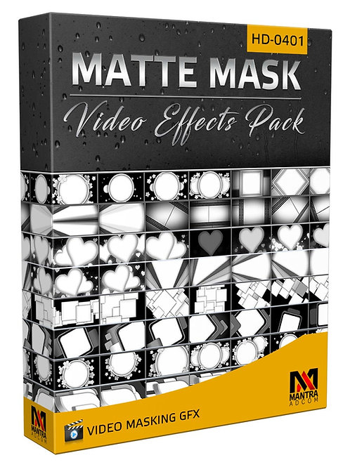 Matte Masking | Overlays Video FX