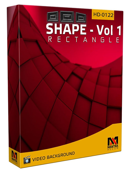 Shape (Rectangle)   Video Background