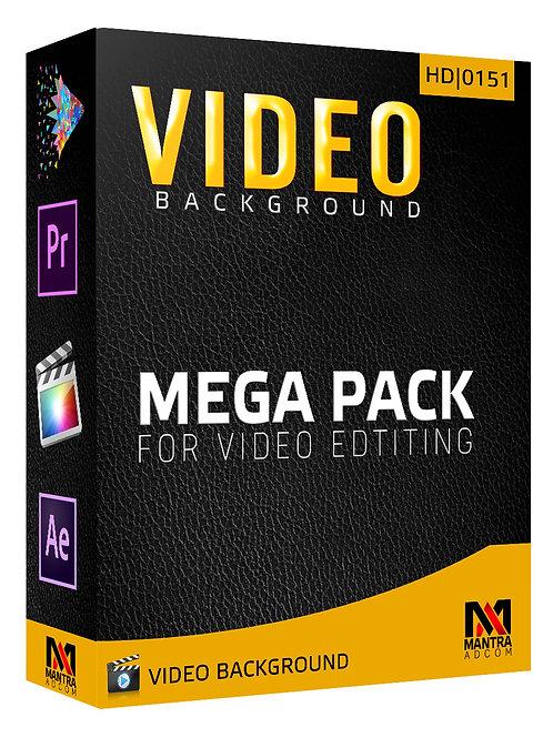 MEGA PACK | Video Background