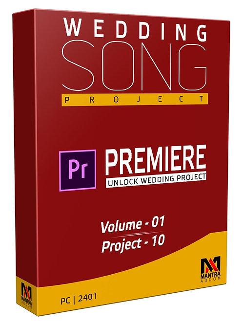 Portrait Song Cinematic Project | Premiere Pro | Vol 01